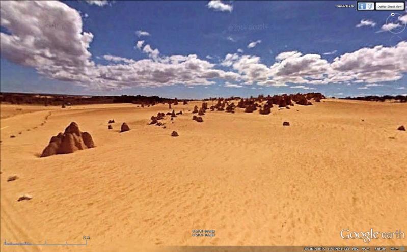 [Australie] - Le désert des Pinnacles Sans_243