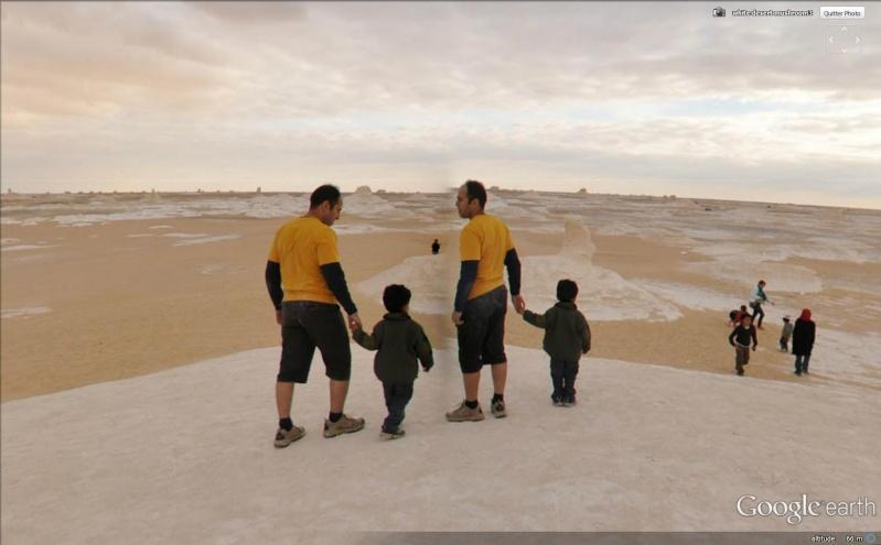 Le Désert Blanc - Egypte Sans_245
