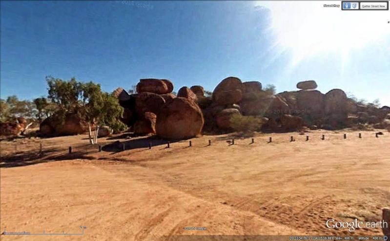 Devils Marbles - Territoire du Nord - Australie Sans_248