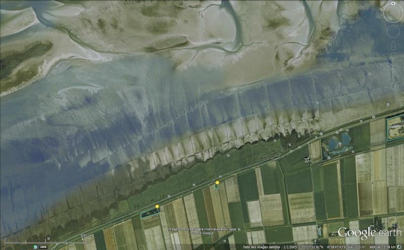 Sables, Winsum, Pays-Bas, Europe Sans_252