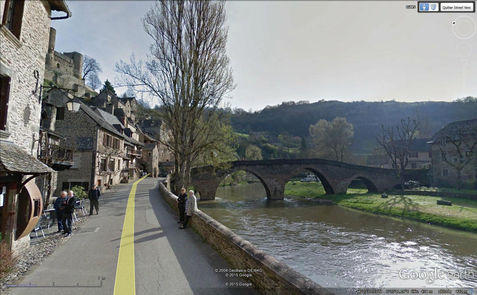 Tour de France virtuel - Les Plus Beaux Villages de France Sans_308
