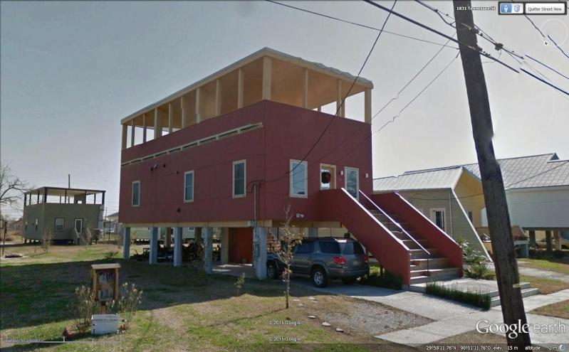 Katrina, New Orleans, Louisiane - USA Sans_310