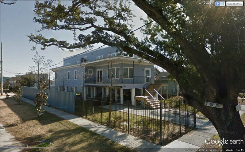 Katrina, New Orleans, Louisiane - USA Sans_311