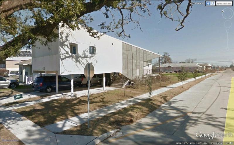 Katrina, New Orleans, Louisiane - USA Sans_312