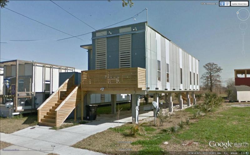 Katrina, New Orleans, Louisiane - USA Sans_313