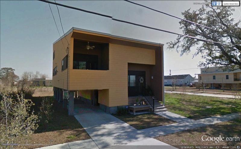Katrina, New Orleans, Louisiane - USA Sans_315