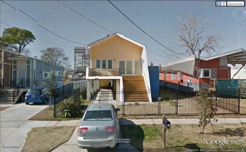 Katrina, New Orleans, Louisiane - USA Sans_316