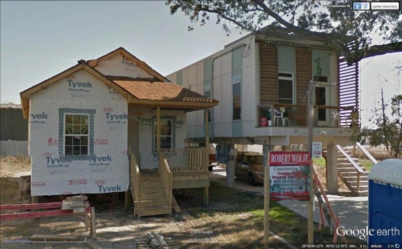 Katrina, New Orleans, Louisiane - USA Sans_317