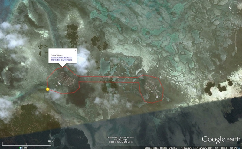 Ile de Taluc, Archipel des Sulu - Philippines Sans_t54