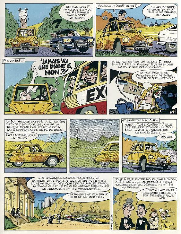 Les bicylindres (2cv, Dyane, AMI 6et 8, Méhari.....) - Page 3 1111