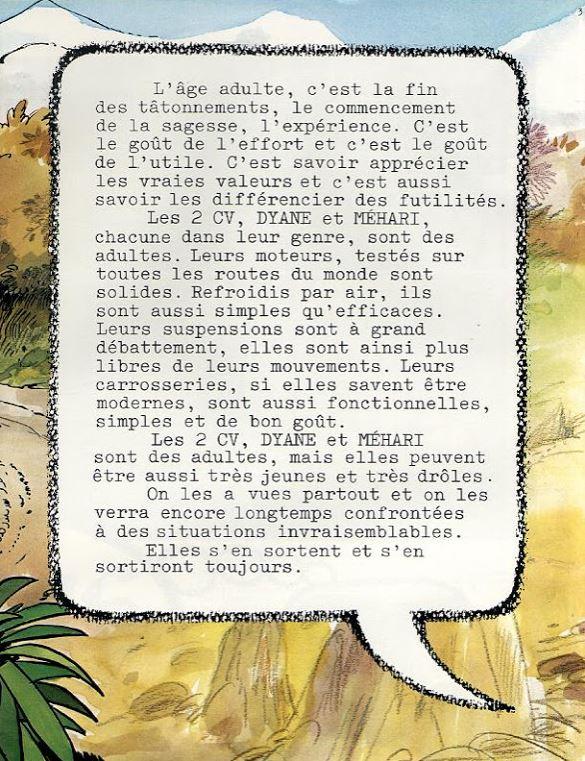 Les bicylindres (2cv, Dyane, AMI 6et 8, Méhari.....) - Page 3 317