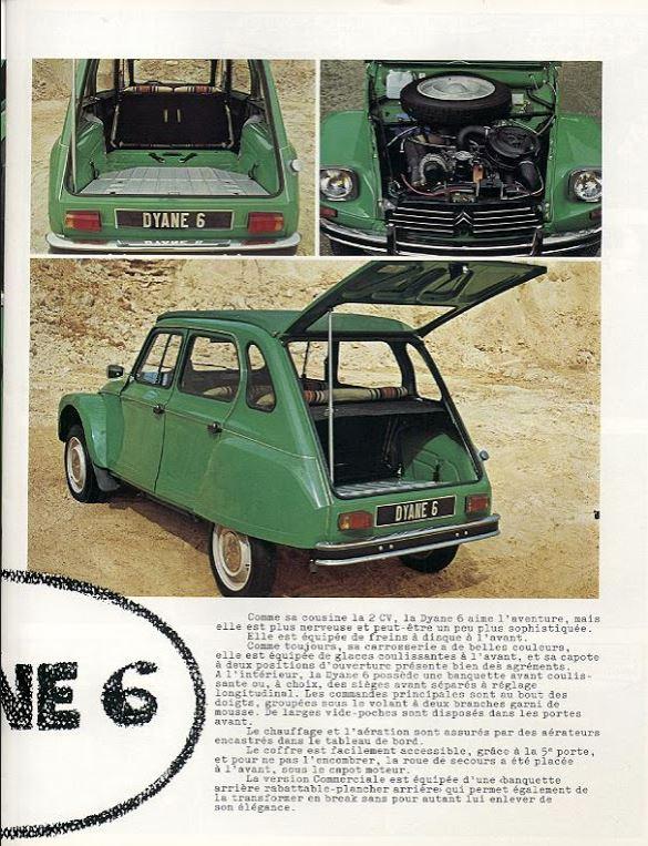 Les bicylindres (2cv, Dyane, AMI 6et 8, Méhari.....) - Page 3 911