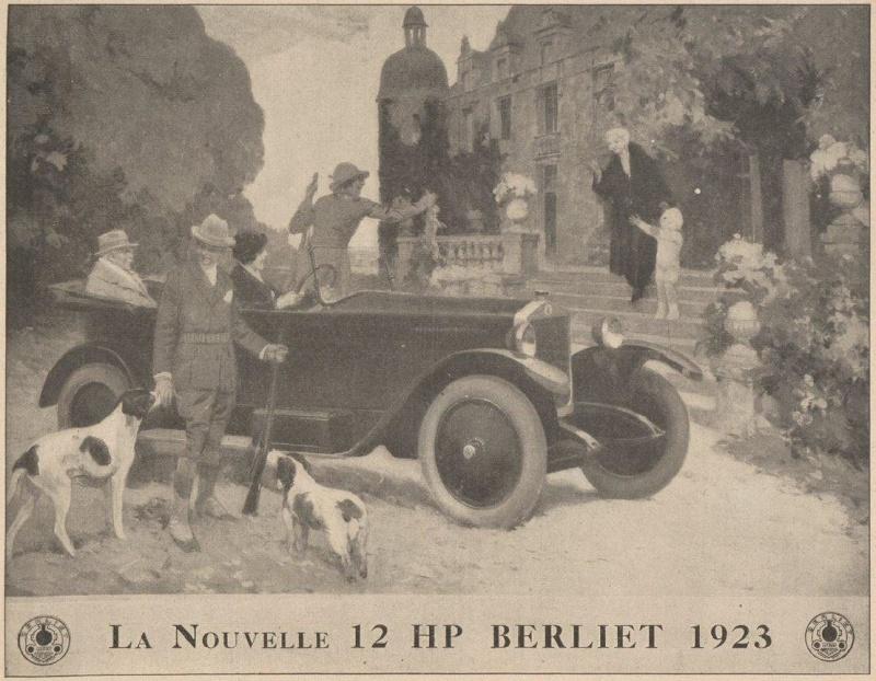 Pub , catalogues et livres sur BERLIET Berlie12