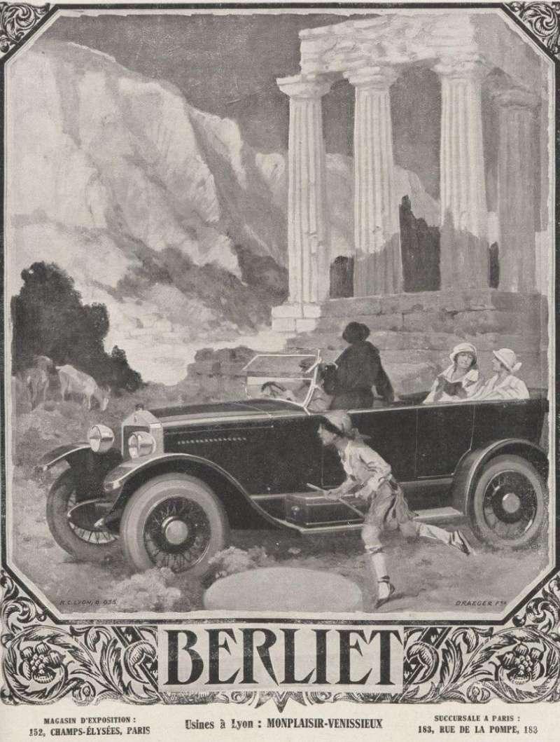 Pub , catalogues et livres sur BERLIET Berlie13