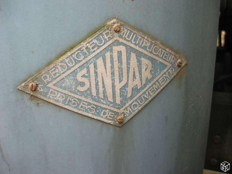 Sinpar et Citroen Captu490