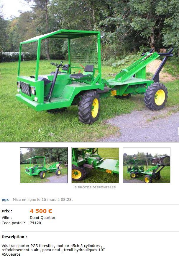 Petits tracteurs 4 roues motrices Captur11