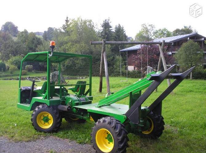 Petits tracteurs 4 roues motrices Captur14