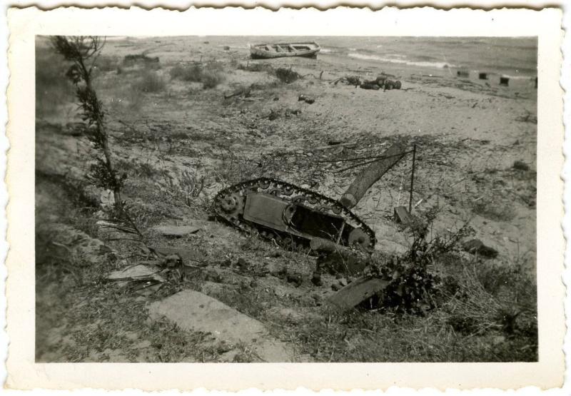 Goliath  SdKfz 302  - Mini Char téléguidé à explosif - Page 3 Goliat10
