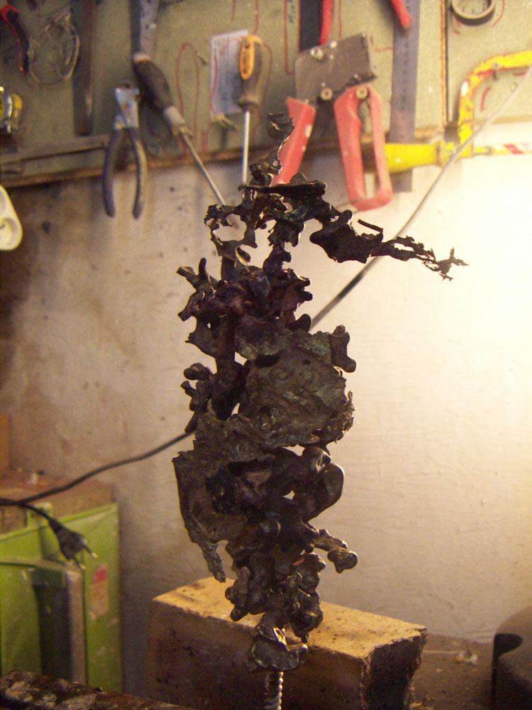 Le Chaos le projet de Xavier Pict1913