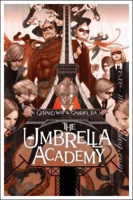 The Umbrella Academy - BD by Gerard Way & Gabriel Ba - Page 4 10326410