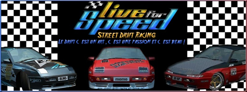 [Sdr] Street Drift Racing