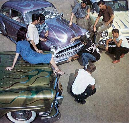 Larry Watson Work's  auto/moto >> Watson10