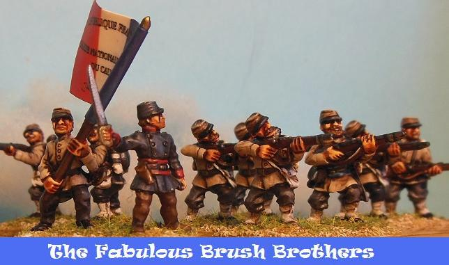 The Fabulous Brush Brothers