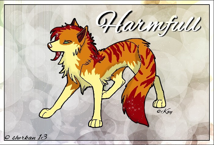 Regarde une feuille de personnage Harmfu11