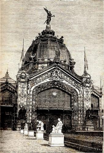 Expositions Coloniales et Universelles - Page 13 1889_d10