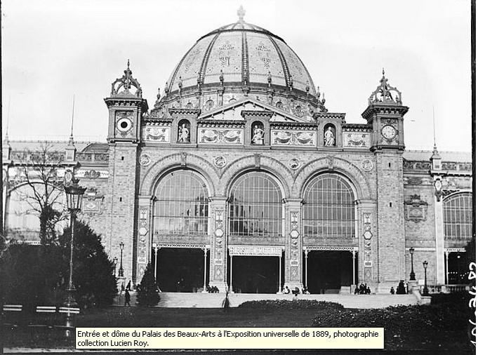 Expositions Coloniales et Universelles - Page 13 1889_p13