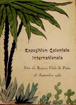 Expositions Coloniales et Universelles S111