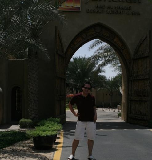 Kuha ko sa Sahara Desert & Bab Al Shams Hotel & Reso Sahara12