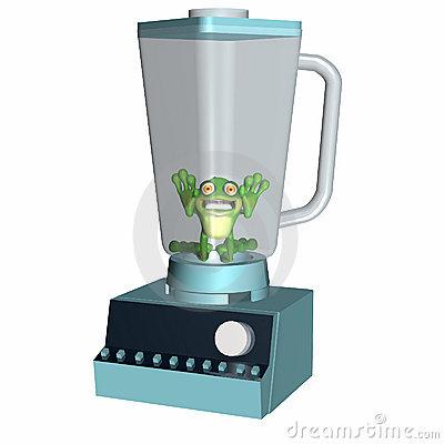 DCC - Frog Juicer Frog-i10