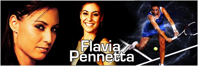 Flavia Pennetta board