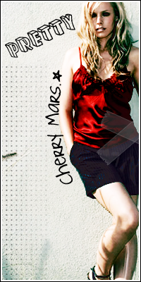 Cherry Mars.*