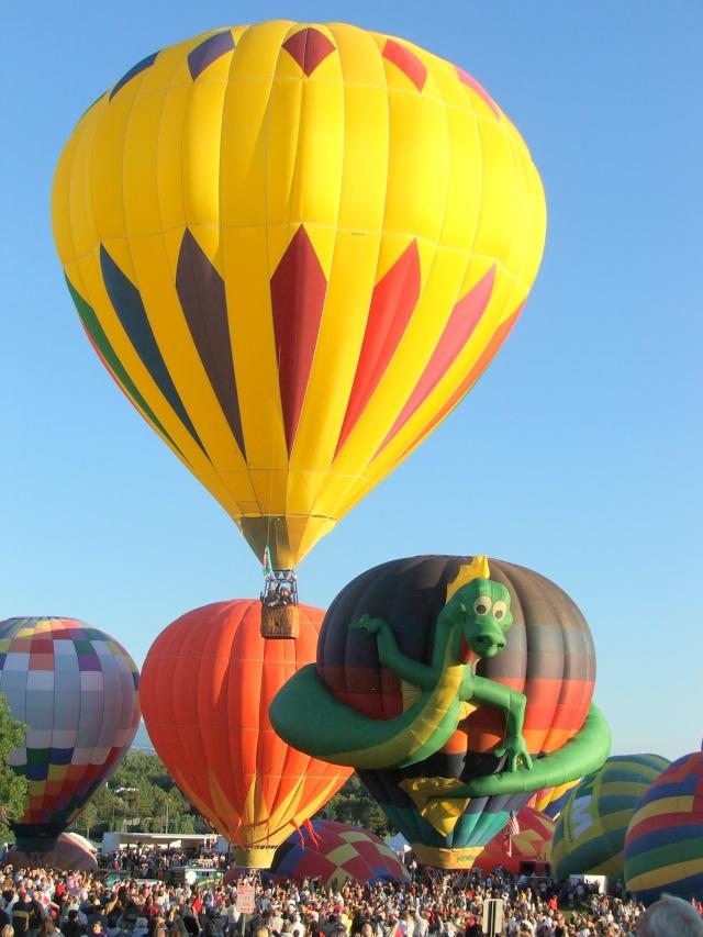 More Balloon Classic: Mass Assent Dscf4910