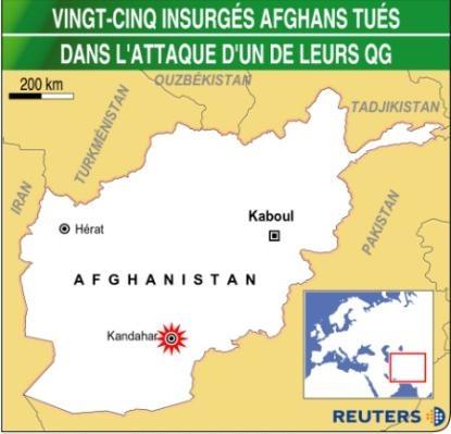 Afghanistan - ISAF : les news 01h10