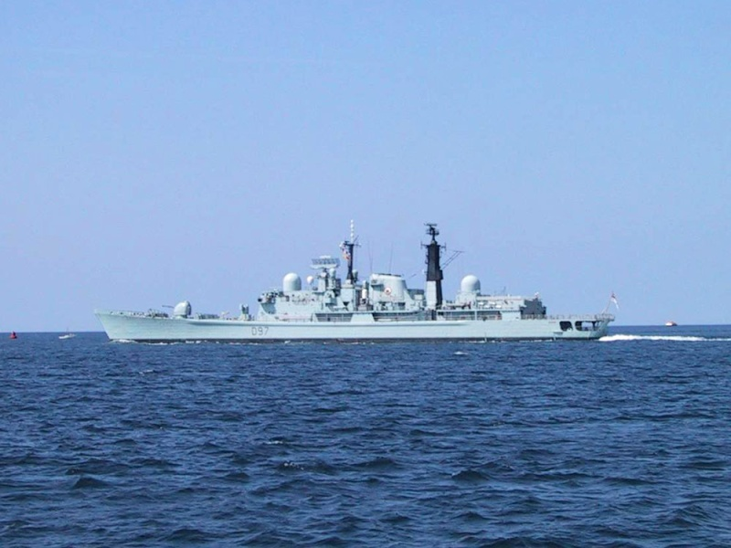Type 42 Class destroyer 11330910