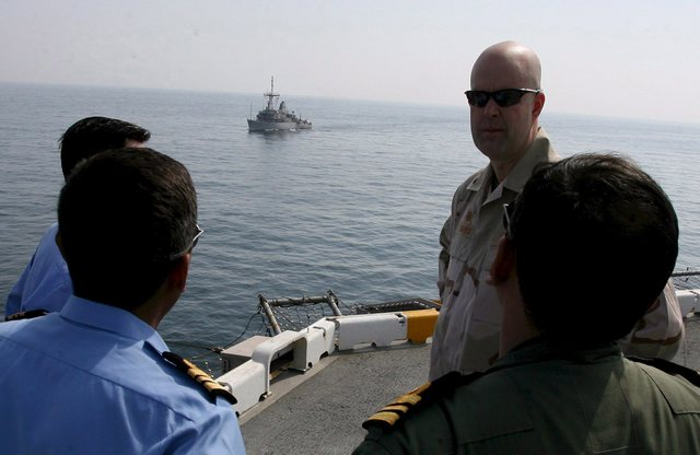 Mine Counter Measures Vessels (MCM V) 20071114