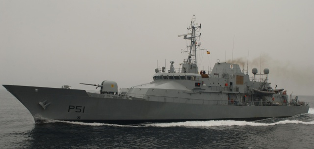 Irish Naval Service - Force Navale Irlandaise 30150510