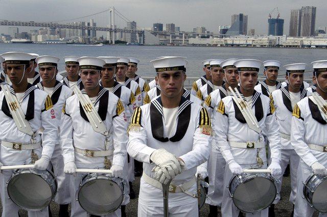 Chilean Navy - Marine du Chili 47d80010