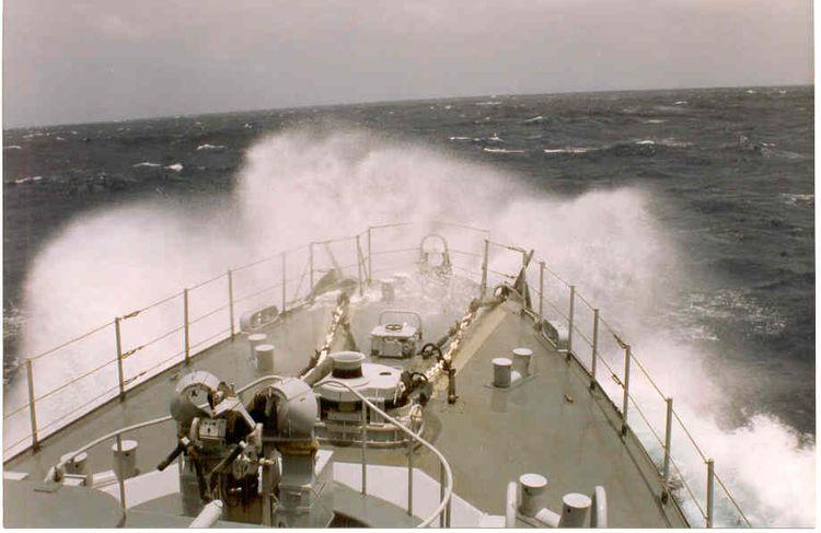 Le groupe CMT belgo-franco-hollandais dans le Golfe Laigle12