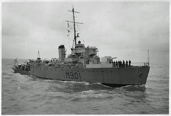 M901 Georges Lecointe (ex HMS Cadmus) - Page 3 Scan0011