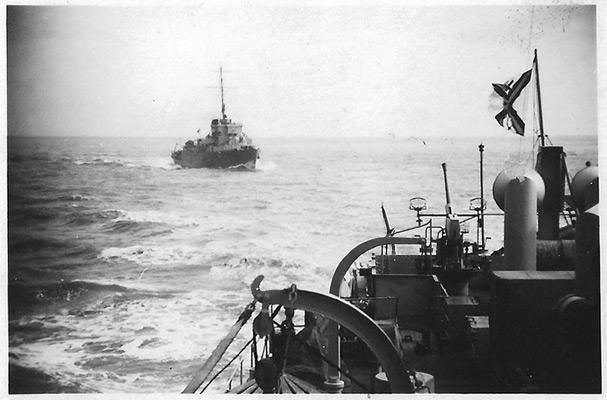M901 Georges Lecointe (ex HMS Cadmus) - Page 3 Scan0013