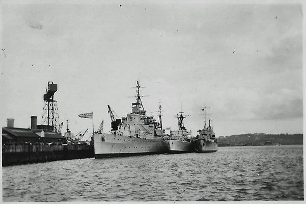 M901 Georges Lecointe (ex HMS Cadmus) - Page 3 Scan0015
