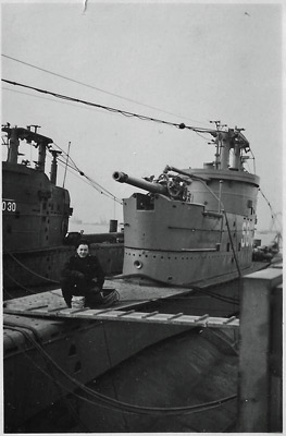 M901 Georges Lecointe (ex HMS Cadmus) - Page 4 Scan0025