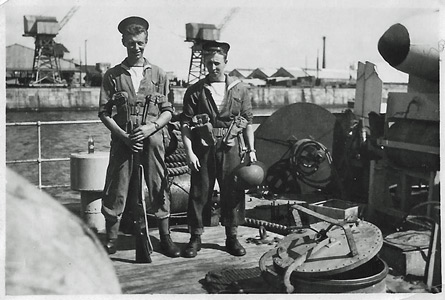 M901 Georges Lecointe (ex HMS Cadmus) - Page 4 Scan0037