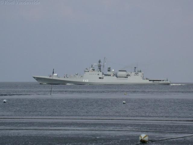 Indian Navy - Marine Indienne Talwar11