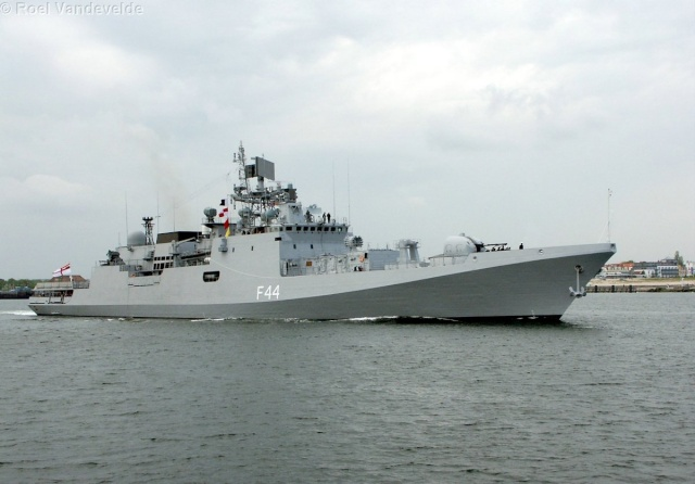 Indian Navy - Marine Indienne Talwar13