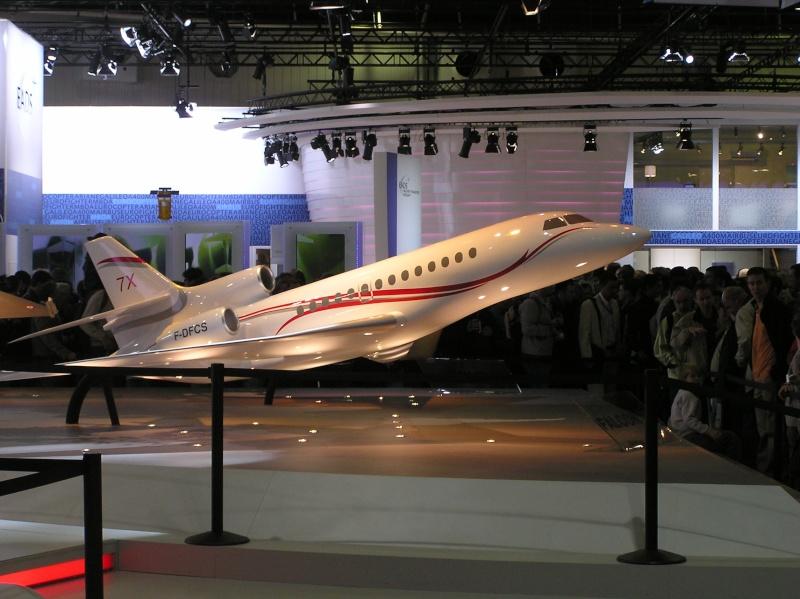 Salon International de l'Aéronautique et de l'Espace 2007 - Page 2 Le_bou16